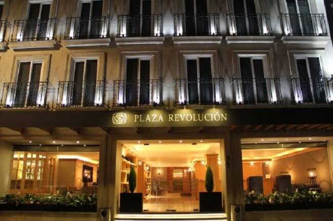 Hotel Plaza Revolución na Cidade do México