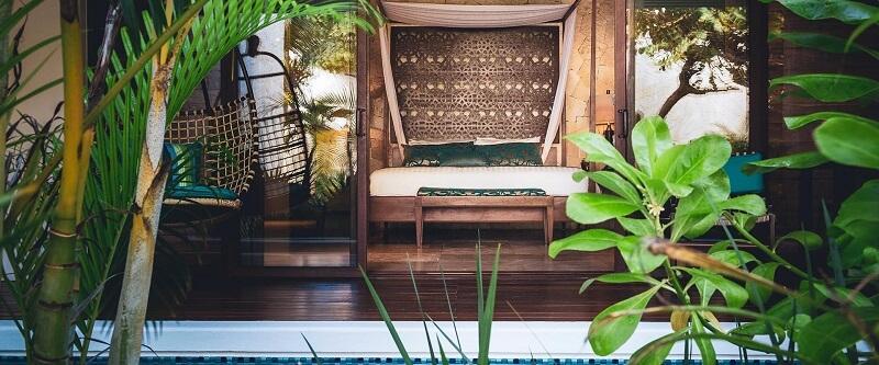 Hotel em Tulum no México
