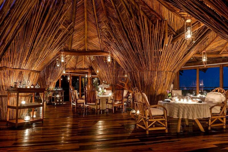 Melhor restaurante para uma lua de mel em Tulum