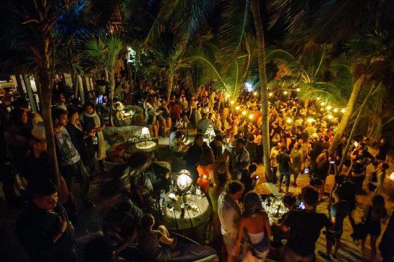 Papaya Playa Project para curtir na noite em Tulum