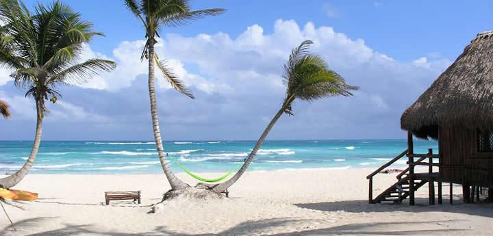 Melhores praias de Tulum