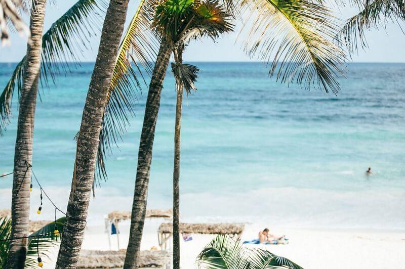 Praias em Tulum no México