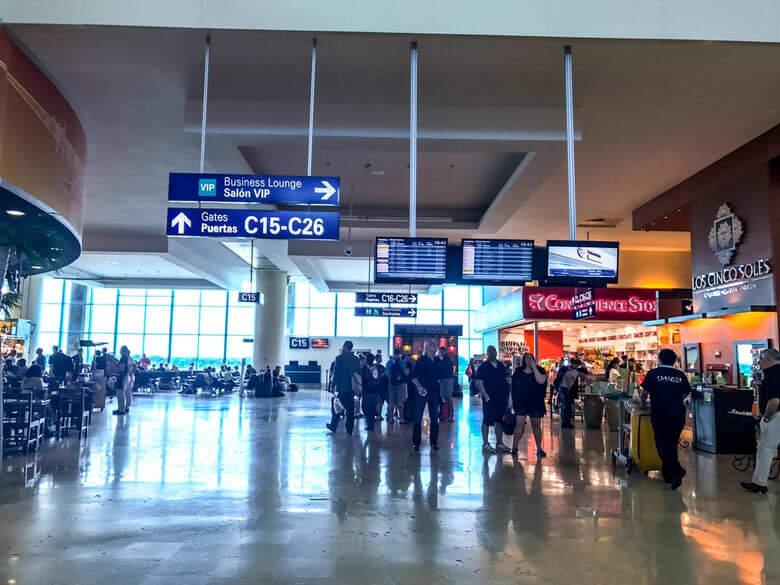 Como ir do aeroporto de Cancún até o centro de Tulum no México