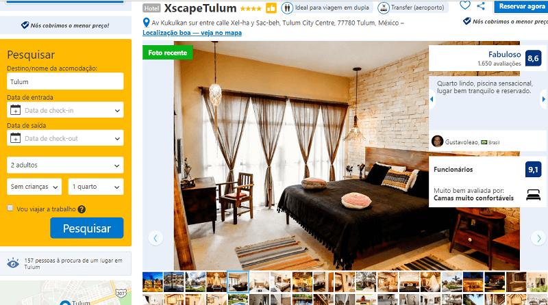Hotel Xscape Tulum