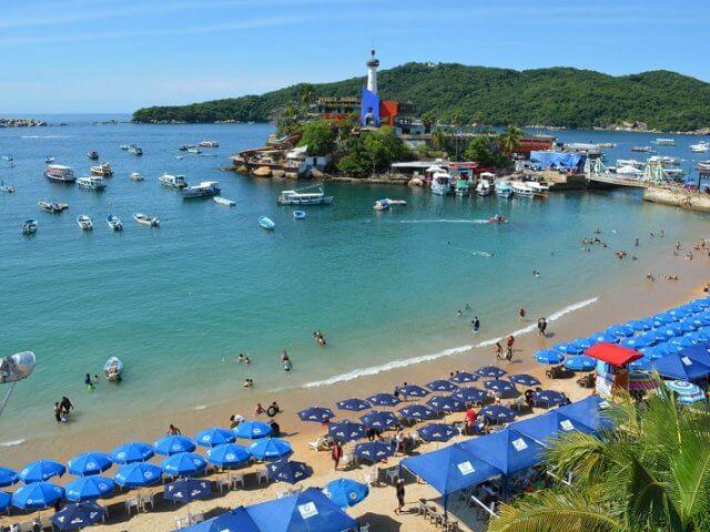 Roteiro de 1 dia em Acapulco