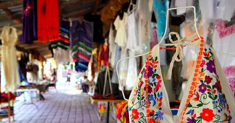 Fazer compras em Acapulco