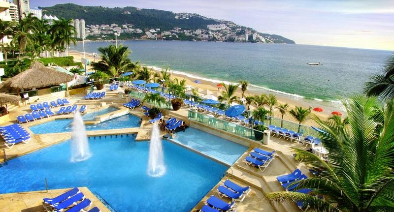 Dicas de hotéis em Acapulco