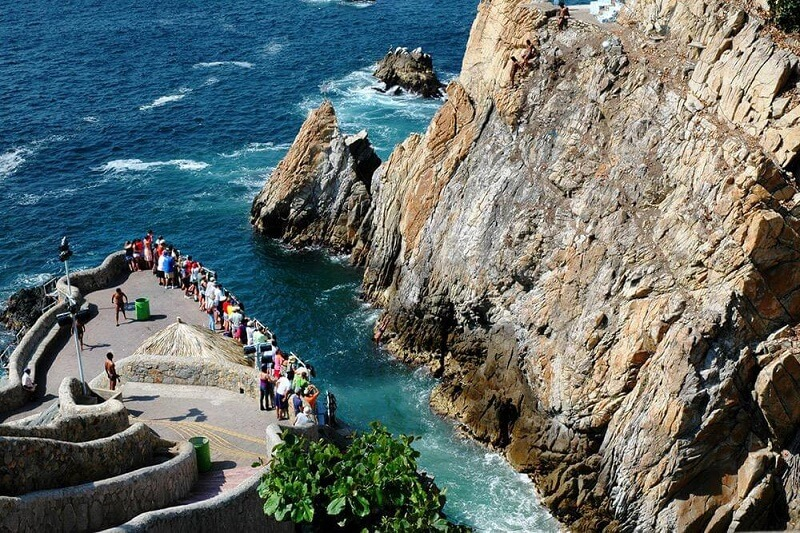 Roteiro de 2 dias em Acapulco: La Quebrada