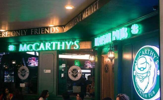 Mc Carthy's Irish Pub em Acapulco