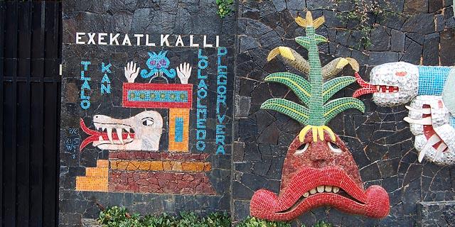 Roteiro de 2 dias em Acapulco: Murais de Diego Rivera