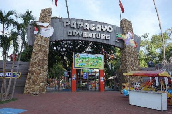 Visitar o Parque Papagayo em Acapulco