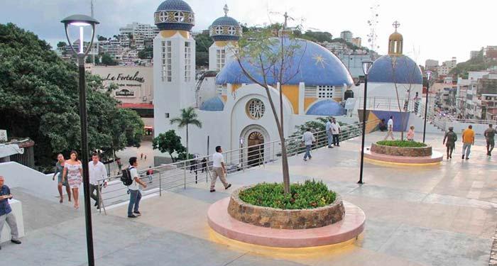 Região central de Acapulco