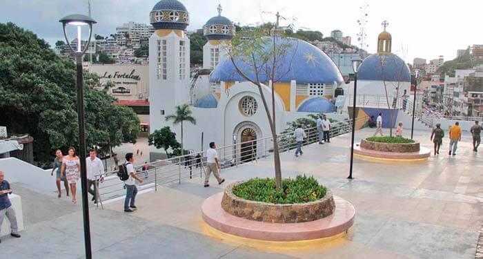 Passear em Zócalo em Acapulco