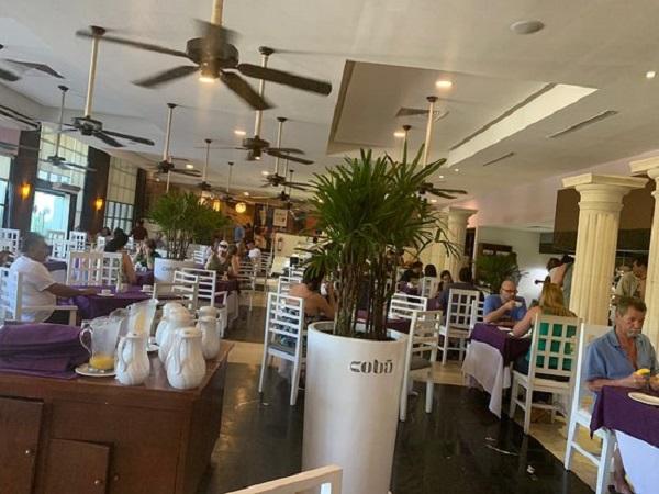 Restaurante de Cobá em Cancún
