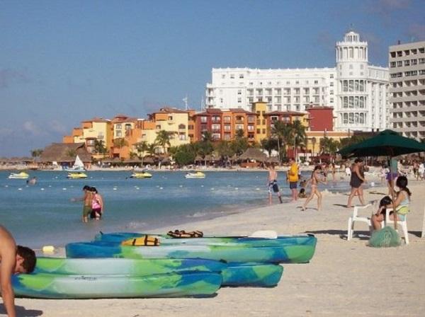 Playa Linda em Cancún