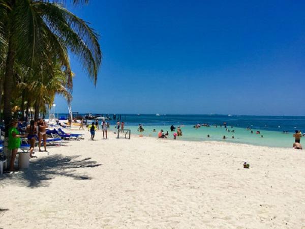Visita a Playa Linda em Cancún