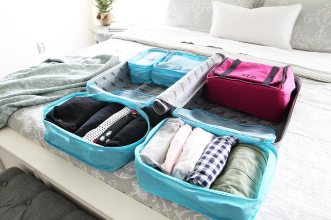 Roupas para levar em uma mala para Cancún