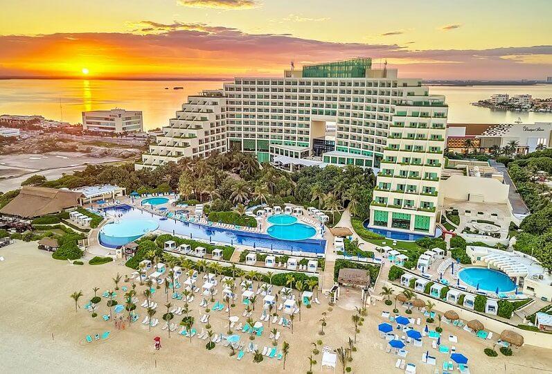 Hospedagens no mês de junho em Cancún