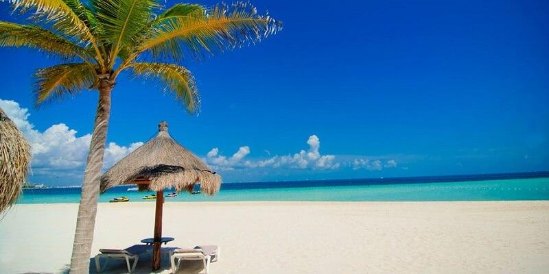 Cancún em maio