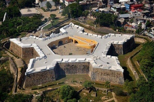 Forte de São Diego de Acapulco em Acapulco