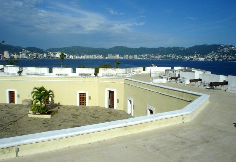 Forte de San Diego e Museo Historico de Acapulco