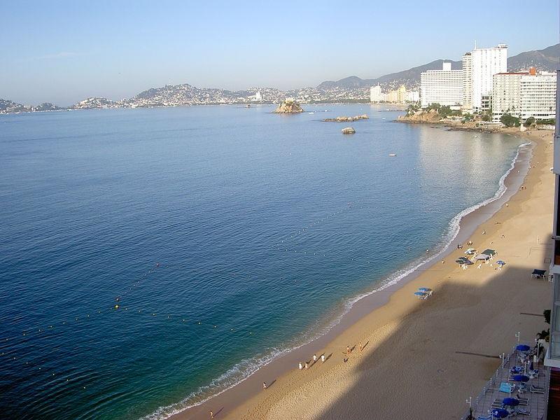 O que fazer/encontrar em Icacos Beach em Acapulco
