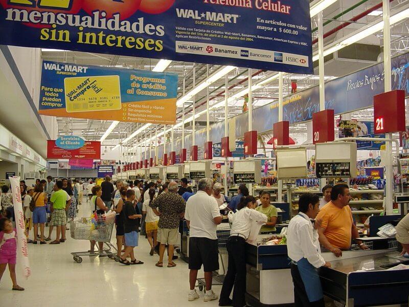 Benefícios de fazer compras nos supermercados em Cancún