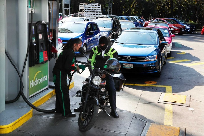 Como dirigir no México: postos de gasolina