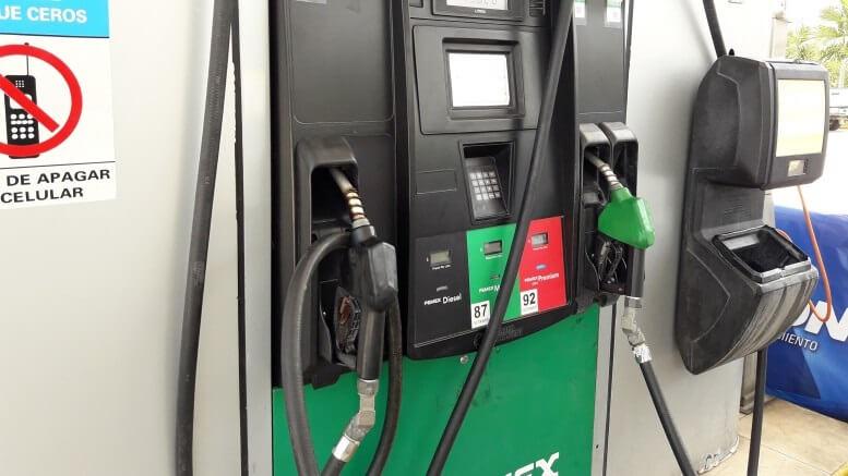 Dicas sobre o abastecimento de carro no México