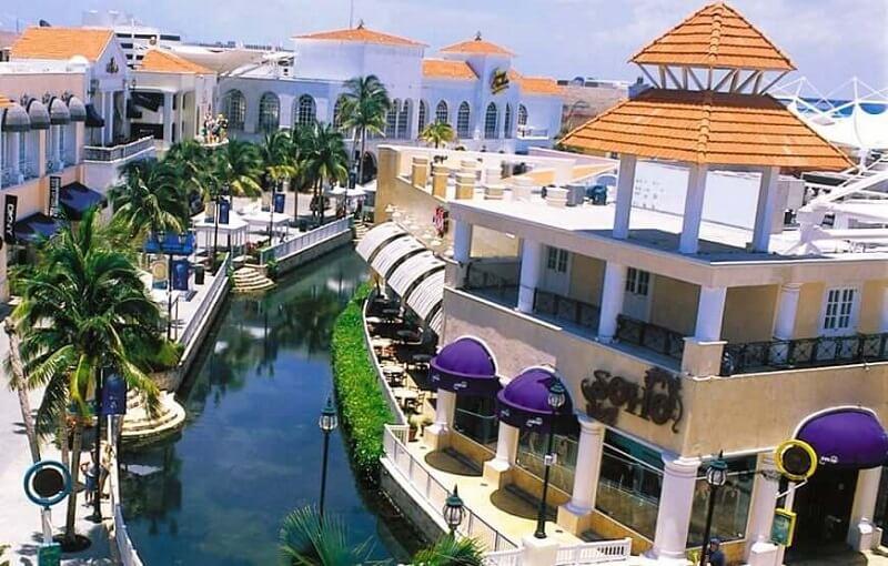 Compras no mês de abril em Cancún
