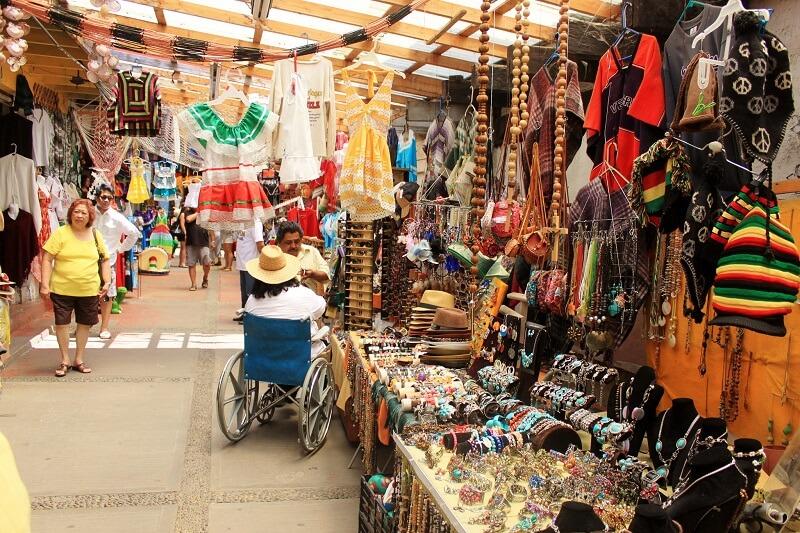 Compras no mês de novembro em Cancún