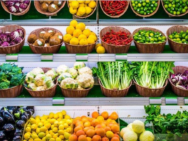 Supermercados em Cancún