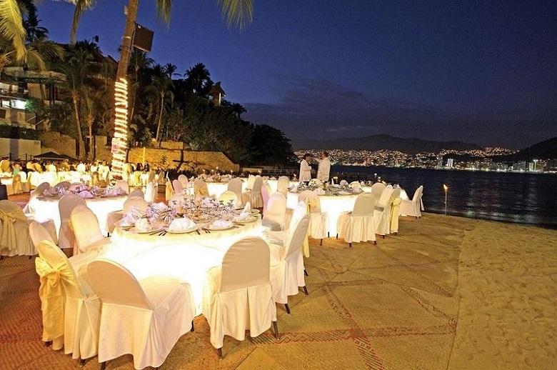 Restaurante para aproveitar muito no Ano Novo em Acapulco