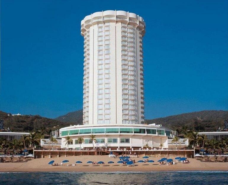 Hotel Resort Calinda Beach Acapulco em Acapulco