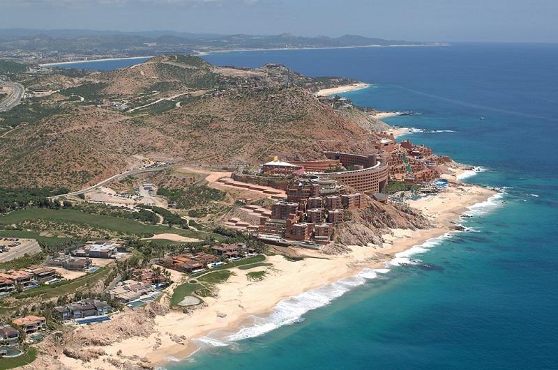 Corredor Turístico para ficar em Los Cabos