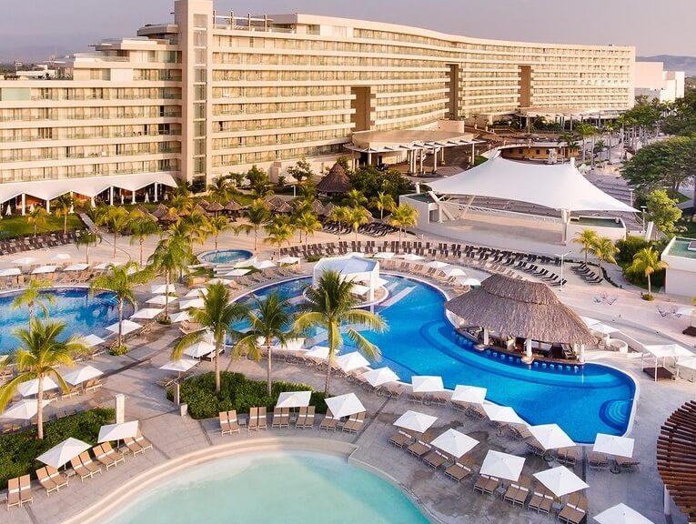 Hotéis de luxo em Acapulco