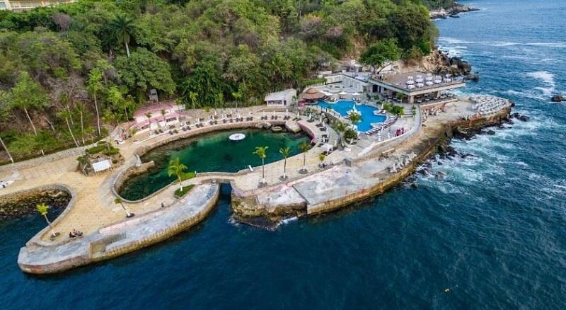 Hotel de luxo Las Brisas Acapulco em Acapulco