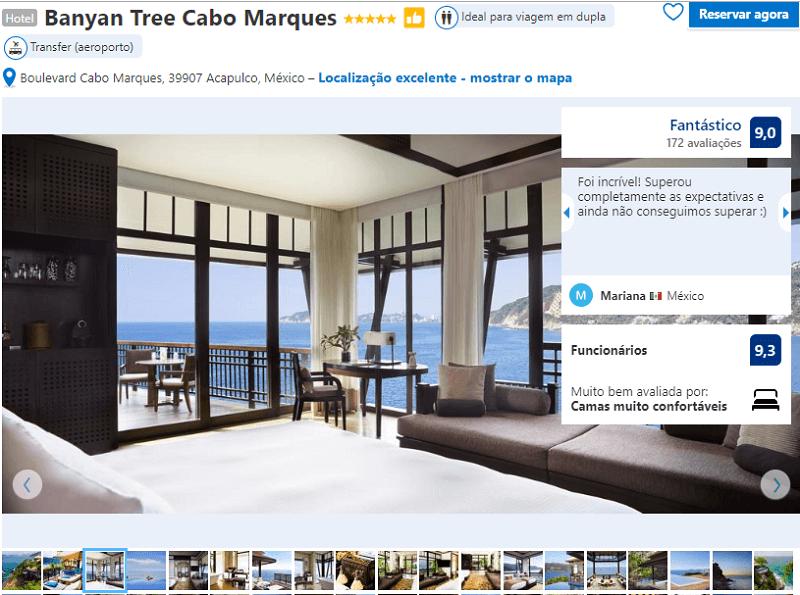 Banyan Tree Cabo Marques em Acapulco