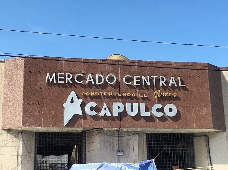 Compras de lembrancinhas e souvenirs no Mercado Central de Acapulco