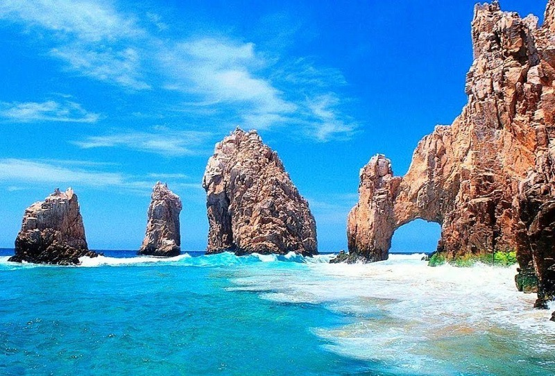Pontos turísticos em Los Cabos