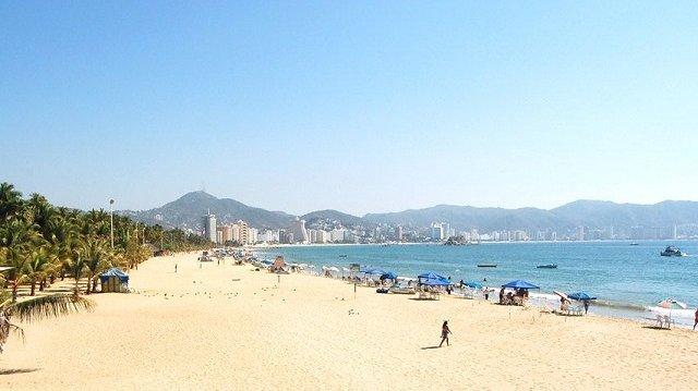 Melhores praias de Acapulco