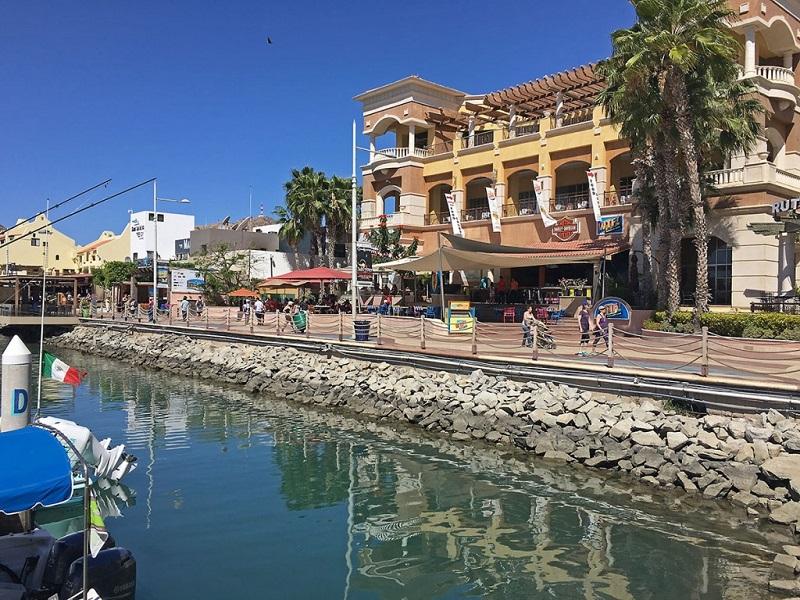Puerto Paraiso Mall em Los Cabos