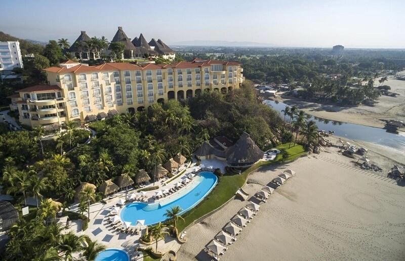 Hotel de luxo Quinta Real Acapulco em Acapulco
