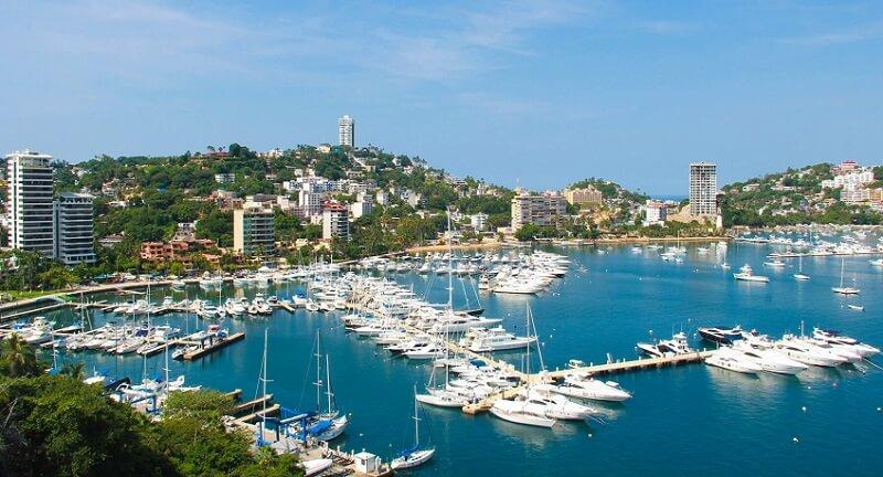 Feriados em Acapulco em 2020