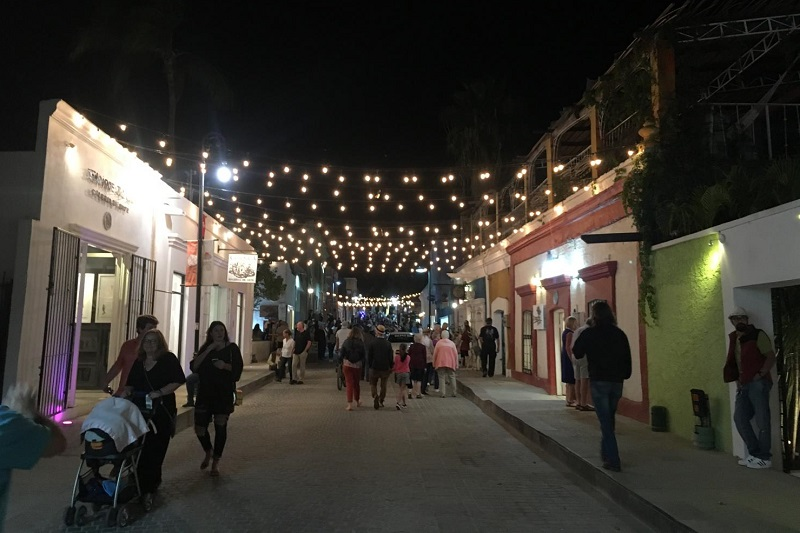 Passeio romântico pela Art Walk em Los Cabos