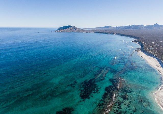 Parque Marinho Nacional Cabo Pulmo em Los Cabos