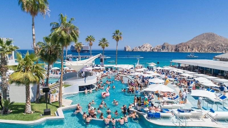 Visual do Blue Marlin Ibiza Los Cabos