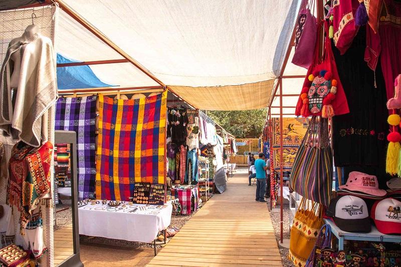 Compras nas ruelas de San José del Cabo