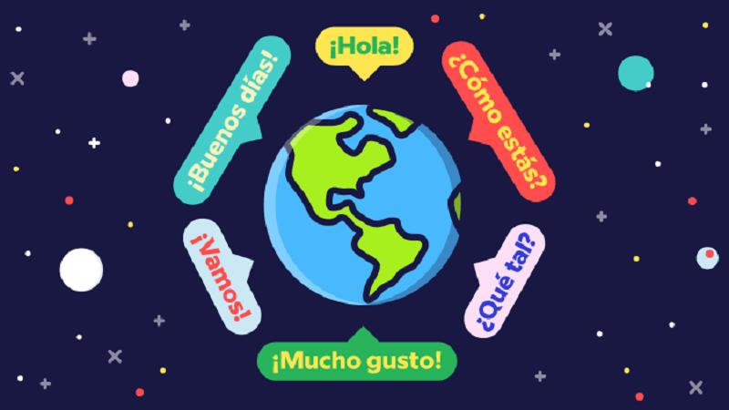 Espanhol usado para comunicação em todo o México