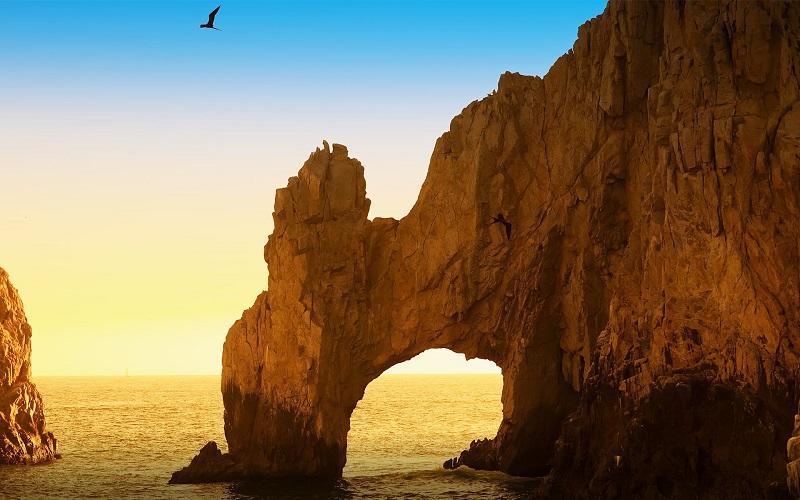 Monumento El Arco em Los Cabos